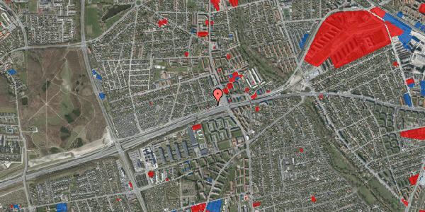 Jordforureningskort på Allingvej 10, 2650 Hvidovre