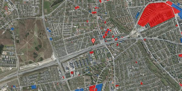 Jordforureningskort på Allingvej 28, 2650 Hvidovre