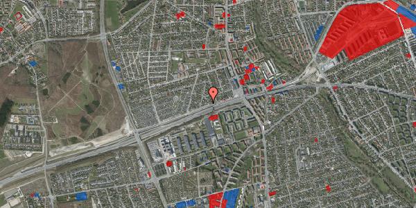 Jordforureningskort på Allingvej 34, 2650 Hvidovre