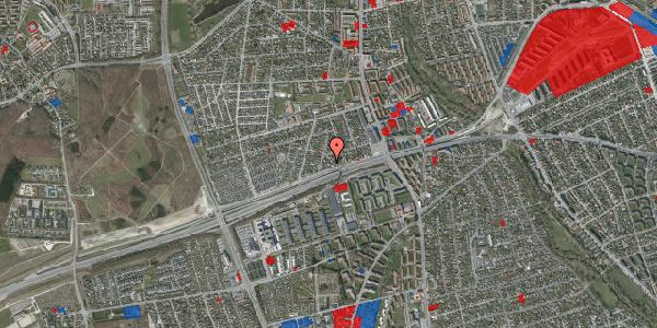 Jordforureningskort på Allingvej 36, 2650 Hvidovre