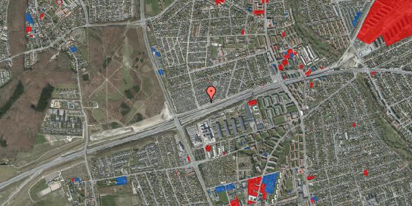 Jordforureningskort på Allingvej 70, 2650 Hvidovre