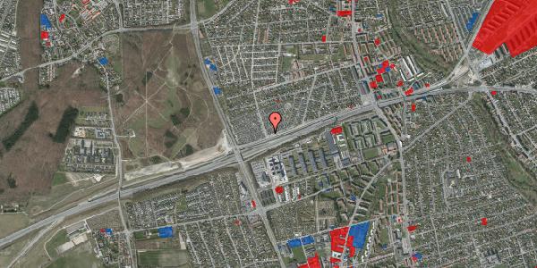 Jordforureningskort på Allingvej 78, 2650 Hvidovre