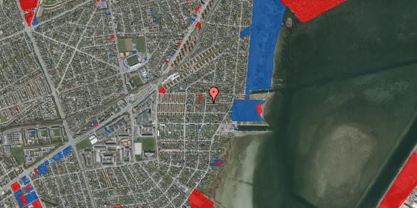 Jordforureningskort på Ankermandsvej 4, 2650 Hvidovre