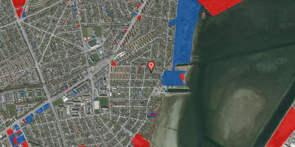 Jordforureningskort på Ankermandsvej 8, 2650 Hvidovre