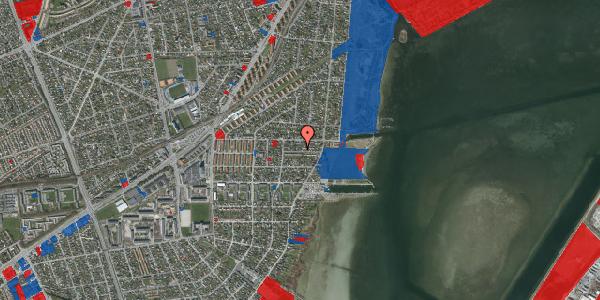 Jordforureningskort på Ankermandsvej 11, 2650 Hvidovre