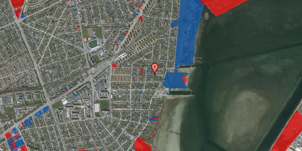 Jordforureningskort på Ankermandsvej 14, 2650 Hvidovre
