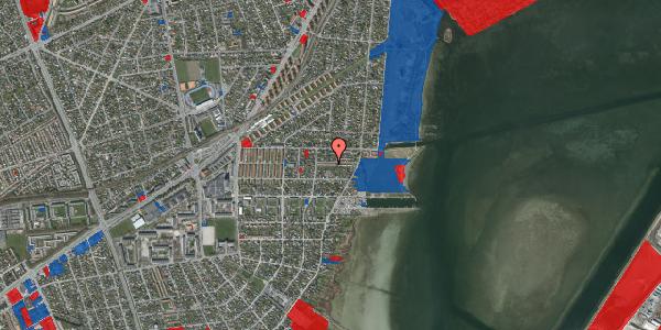Jordforureningskort på Ankermandsvej 20, 2650 Hvidovre