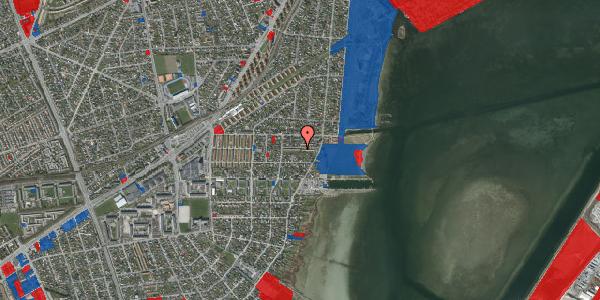 Jordforureningskort på Ankermandsvej 28, 2650 Hvidovre