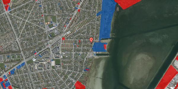 Jordforureningskort på Ankermandsvej 32, 2650 Hvidovre