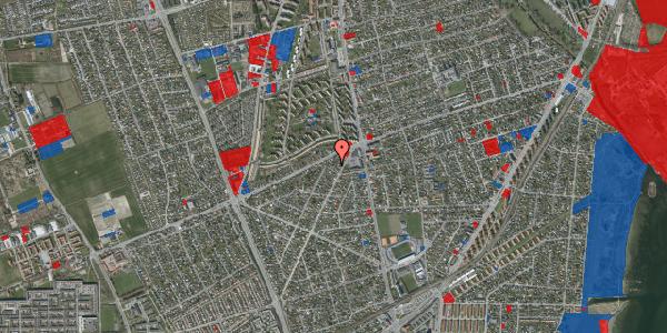 Jordforureningskort på Antvorskovvej 12, 2650 Hvidovre