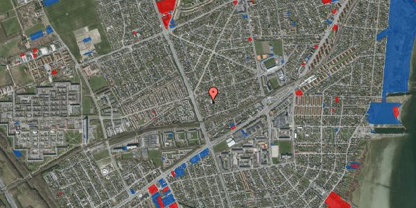 Jordforureningskort på Argos Alle 3, 2650 Hvidovre
