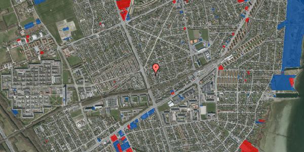 Jordforureningskort på Argos Alle 4, 2650 Hvidovre