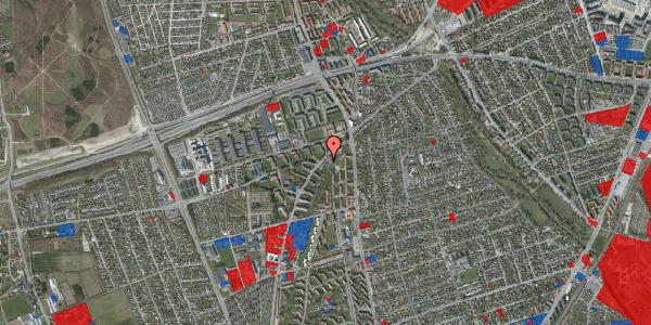 Jordforureningskort på Arnold Nielsens Boulevard 1A, 2650 Hvidovre