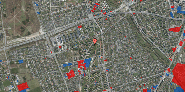 Jordforureningskort på Arnold Nielsens Boulevard 3, st. tv, 2650 Hvidovre