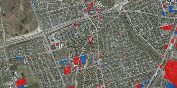 Jordforureningskort på Arnold Nielsens Boulevard 5, st. th, 2650 Hvidovre