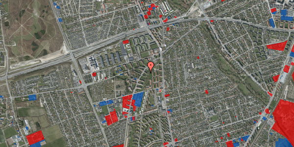 Jordforureningskort på Arnold Nielsens Boulevard 5, 2. th, 2650 Hvidovre