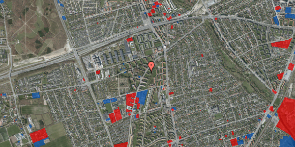 Jordforureningskort på Arnold Nielsens Boulevard 9, st. th, 2650 Hvidovre