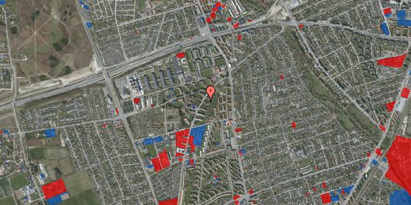 Jordforureningskort på Arnold Nielsens Boulevard 9, 3. th, 2650 Hvidovre