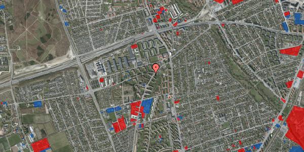 Jordforureningskort på Arnold Nielsens Boulevard 12, 1. th, 2650 Hvidovre