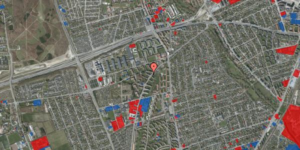 Jordforureningskort på Arnold Nielsens Boulevard 12, 2. th, 2650 Hvidovre