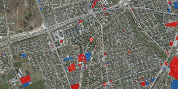 Jordforureningskort på Arnold Nielsens Boulevard 13, 3. th, 2650 Hvidovre