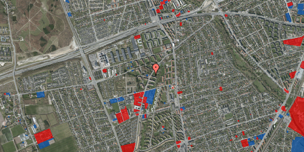 Jordforureningskort på Arnold Nielsens Boulevard 13, 3. tv, 2650 Hvidovre
