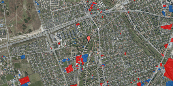 Jordforureningskort på Arnold Nielsens Boulevard 16, st. tv, 2650 Hvidovre