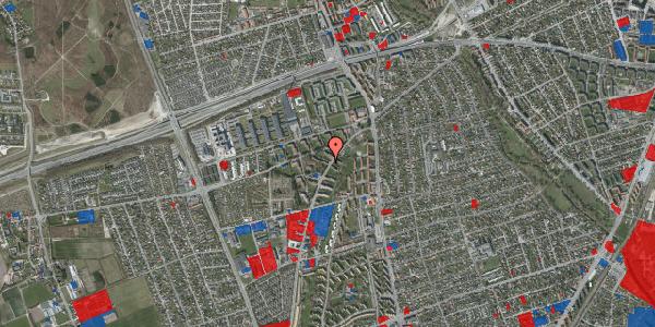 Jordforureningskort på Arnold Nielsens Boulevard 16, 1. th, 2650 Hvidovre