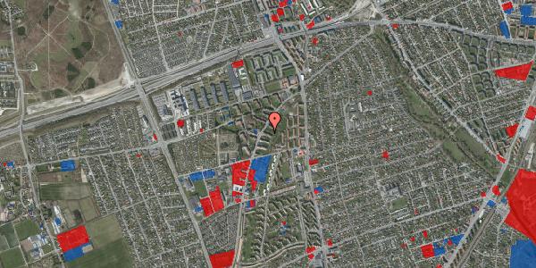 Jordforureningskort på Arnold Nielsens Boulevard 17, st. th, 2650 Hvidovre