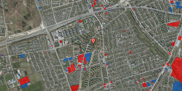 Jordforureningskort på Arnold Nielsens Boulevard 19, 1. th, 2650 Hvidovre