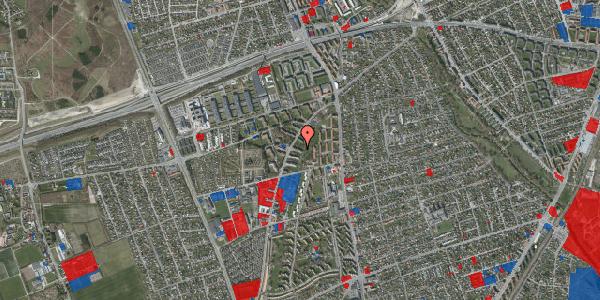 Jordforureningskort på Arnold Nielsens Boulevard 19, 3. th, 2650 Hvidovre