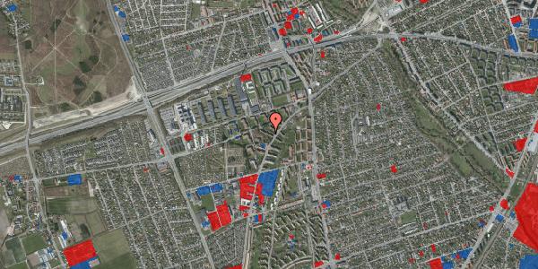 Jordforureningskort på Arnold Nielsens Boulevard 20, 3. th, 2650 Hvidovre