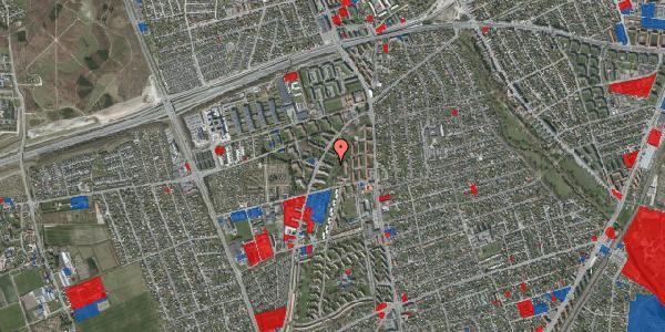 Jordforureningskort på Arnold Nielsens Boulevard 21, 3. th, 2650 Hvidovre