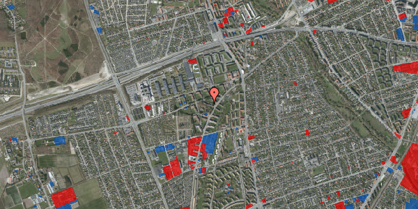Jordforureningskort på Arnold Nielsens Boulevard 22, 3. th, 2650 Hvidovre