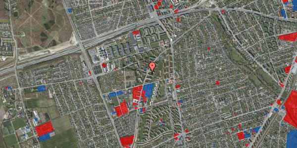 Jordforureningskort på Arnold Nielsens Boulevard 23, 3. th, 2650 Hvidovre