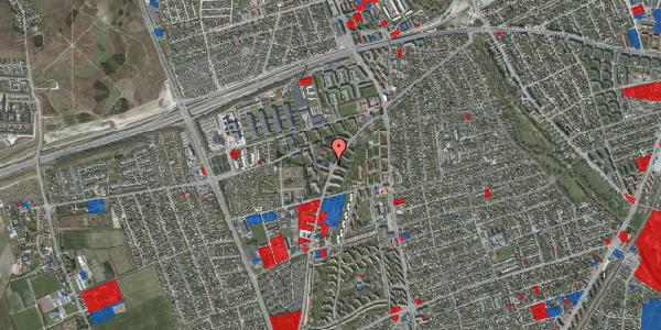 Jordforureningskort på Arnold Nielsens Boulevard 24, 2650 Hvidovre