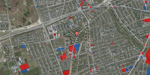 Jordforureningskort på Arnold Nielsens Boulevard 26B, 2650 Hvidovre