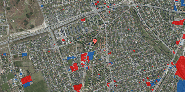 Jordforureningskort på Arnold Nielsens Boulevard 27, 3. tv, 2650 Hvidovre