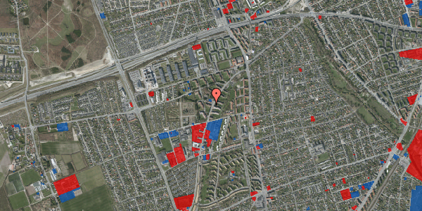 Jordforureningskort på Arnold Nielsens Boulevard 28, 1. th, 2650 Hvidovre