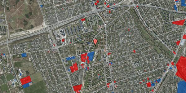Jordforureningskort på Arnold Nielsens Boulevard 29, 3. tv, 2650 Hvidovre