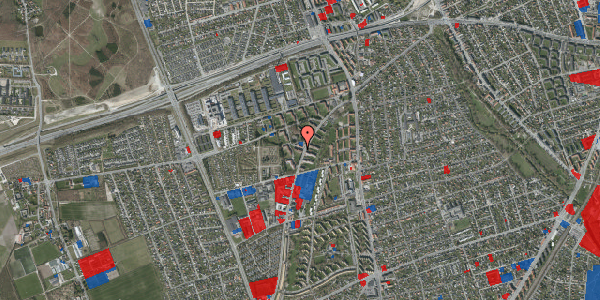 Jordforureningskort på Arnold Nielsens Boulevard 30, st. tv, 2650 Hvidovre
