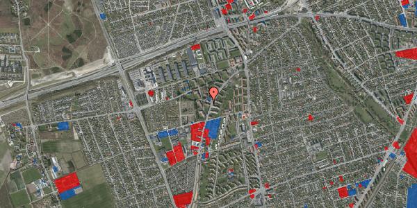 Jordforureningskort på Arnold Nielsens Boulevard 30, 3. th, 2650 Hvidovre