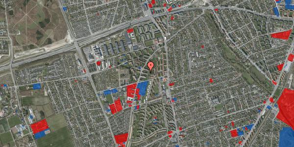 Jordforureningskort på Arnold Nielsens Boulevard 31, st. th, 2650 Hvidovre