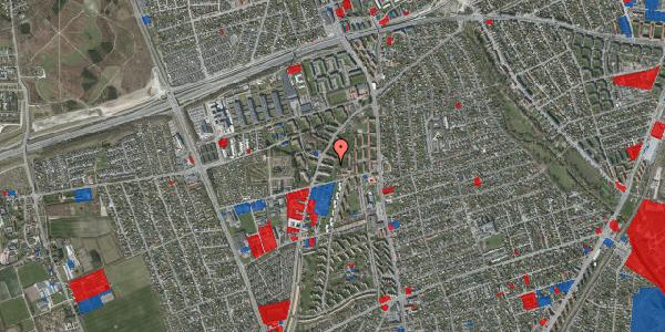 Jordforureningskort på Arnold Nielsens Boulevard 31, 3. th, 2650 Hvidovre