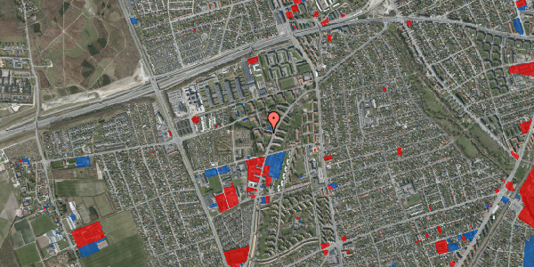 Jordforureningskort på Arnold Nielsens Boulevard 32, 1. th, 2650 Hvidovre