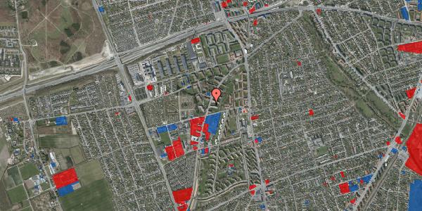 Jordforureningskort på Arnold Nielsens Boulevard 33, 1. th, 2650 Hvidovre