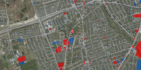 Jordforureningskort på Arnold Nielsens Boulevard 33, 3. th, 2650 Hvidovre