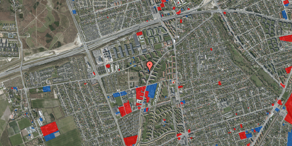 Jordforureningskort på Arnold Nielsens Boulevard 34, 1. th, 2650 Hvidovre