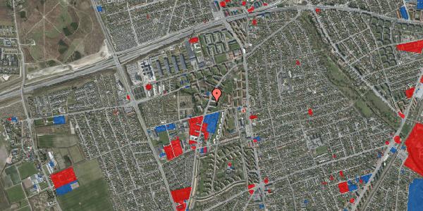 Jordforureningskort på Arnold Nielsens Boulevard 35, 1. th, 2650 Hvidovre