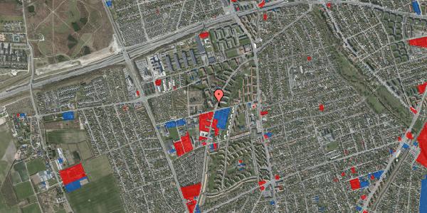 Jordforureningskort på Arnold Nielsens Boulevard 36, 2. th, 2650 Hvidovre